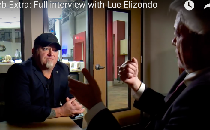 Elizondo: There's New Information and If People Found Out